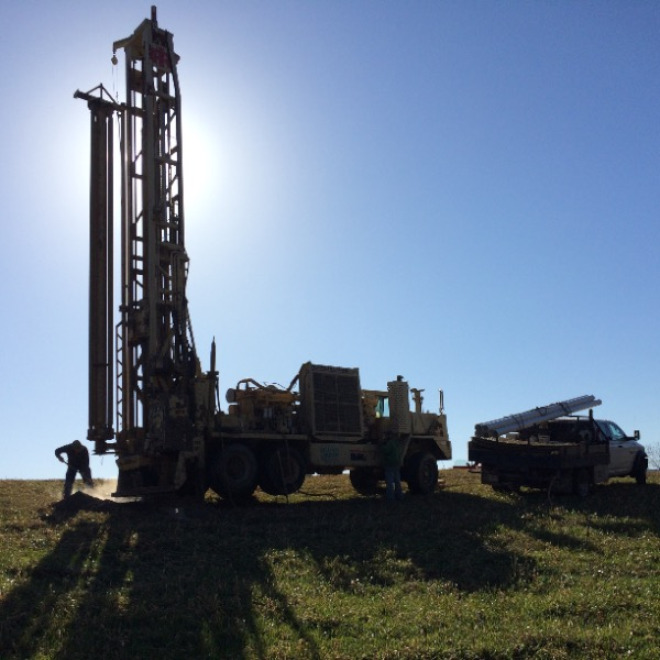 Well Drilling   Welling Drilling   Water Wells   SW Virginia